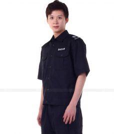 Dong Phuc Bao Ve GLU GL261 Đồng Phục Bảo Vệ