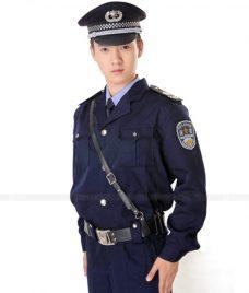 Dong Phuc Bao Ve GLU GL263 Đồng Phục Bảo Vệ