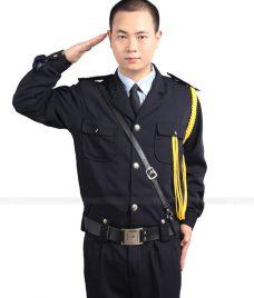Dong Phuc Bao Ve GLU GL265 Đồng Phục Bảo Vệ