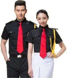 Dong Phuc Bao Ve GLU GL266 Đồng Phục Bảo Vệ