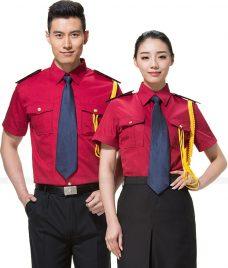 Dong Phuc Bao Ve GLU GL268 Đồng Phục Bảo Vệ