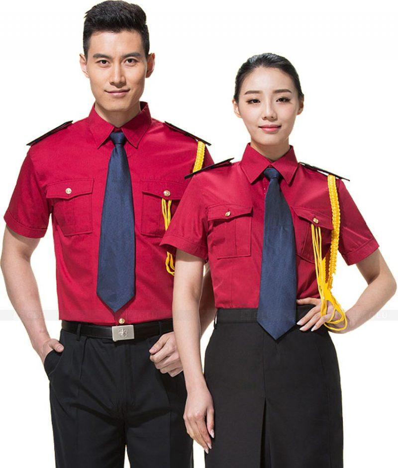 Dong Phuc Bao Ve GLU GL268