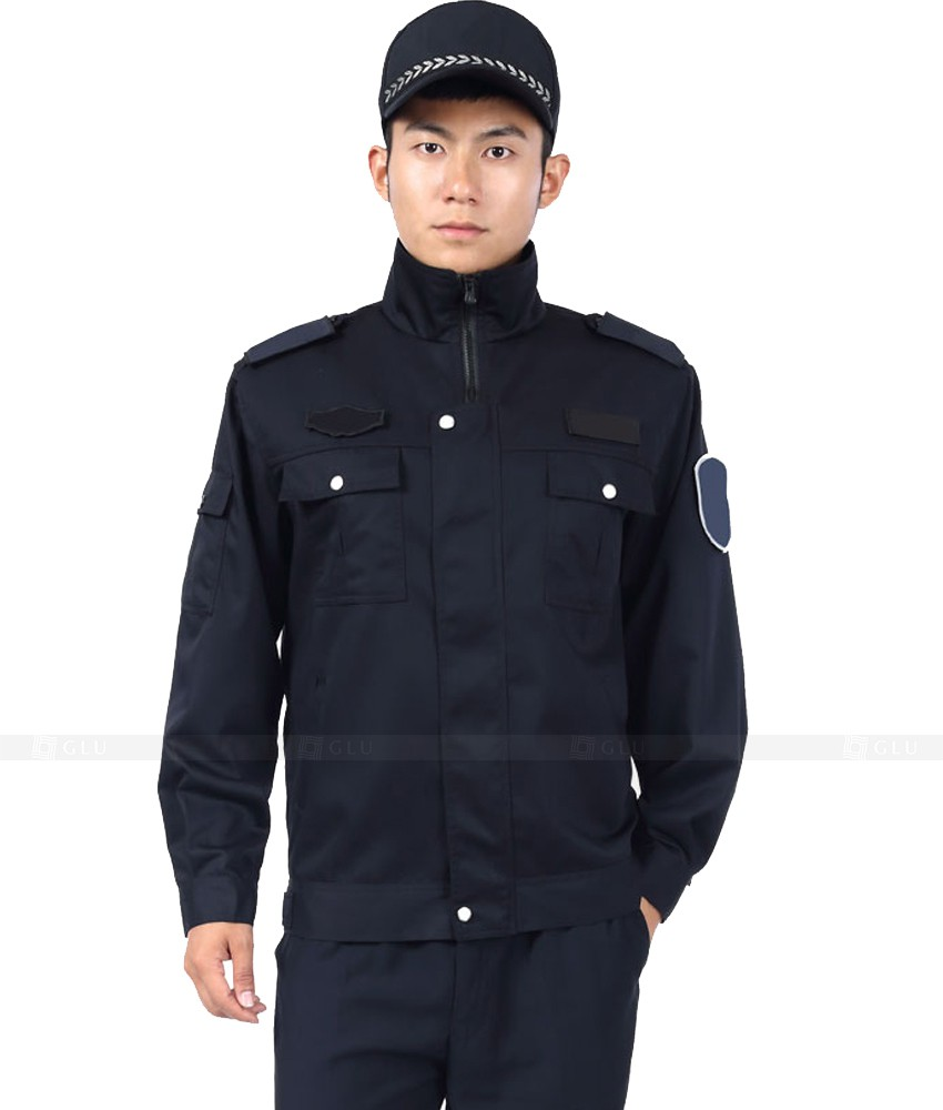 Dong Phuc Bao Ve GLU GL269