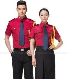 Dong Phuc Bao Ve GLU GL273 Đồng Phục Bảo Vệ