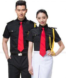 Dong Phuc Bao Ve GLU GL275 Đồng Phục Bảo Vệ