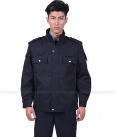 Dong Phuc Bao Ve GLU GL276 Đồng Phục Bảo Vệ