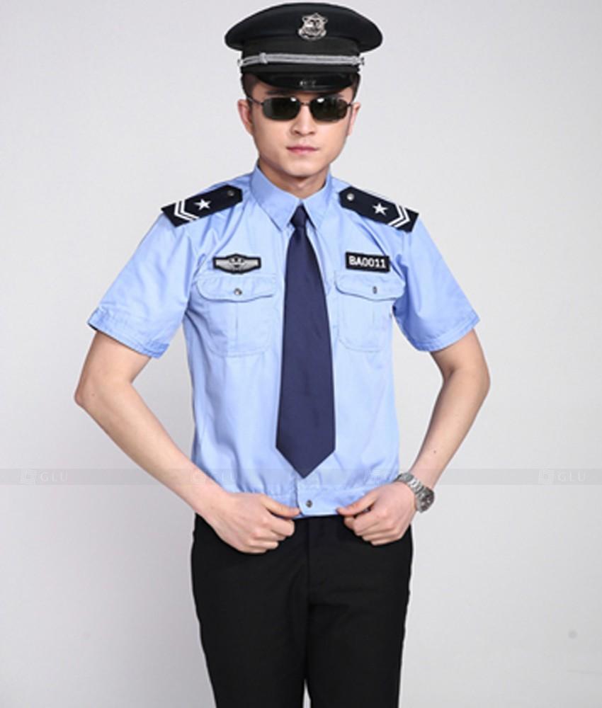 Dong Phuc Bao Ve GLU GL288