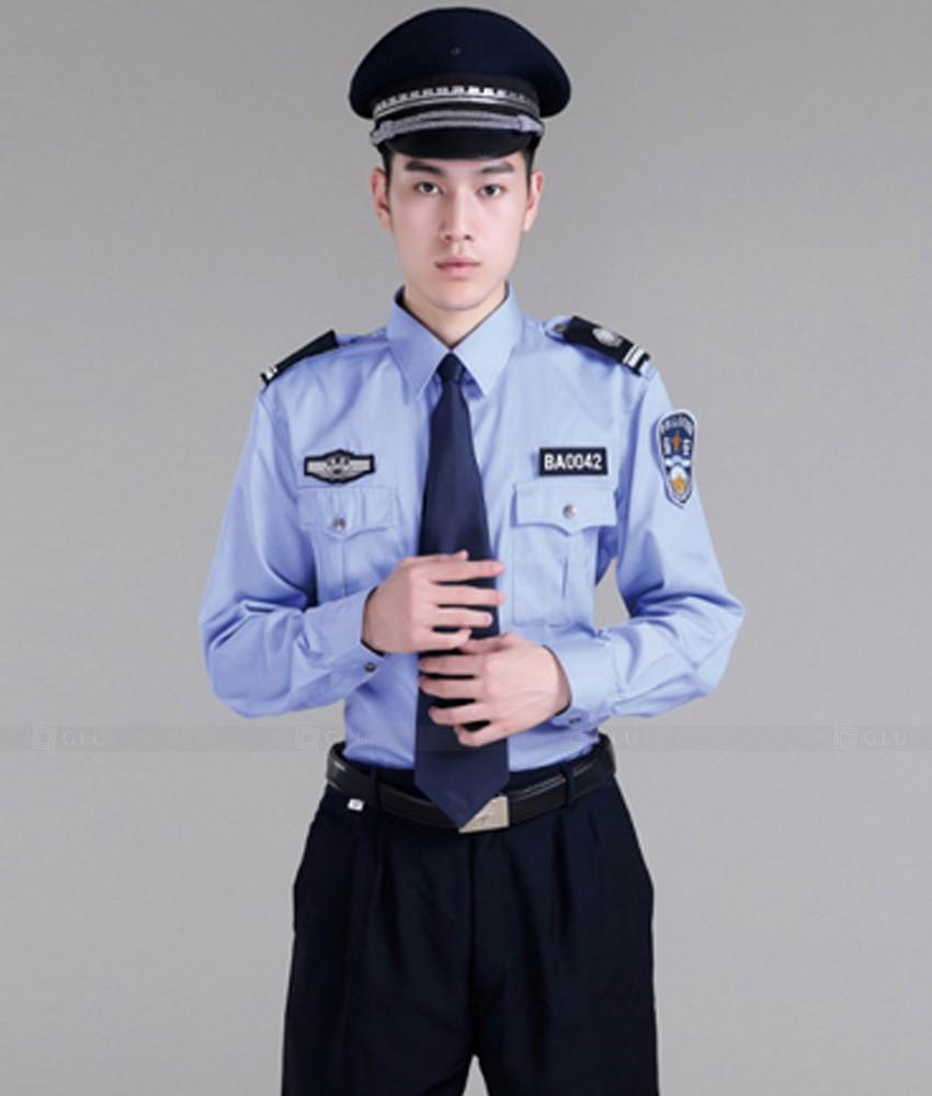 Dong Phuc Bao Ve GLU GL289