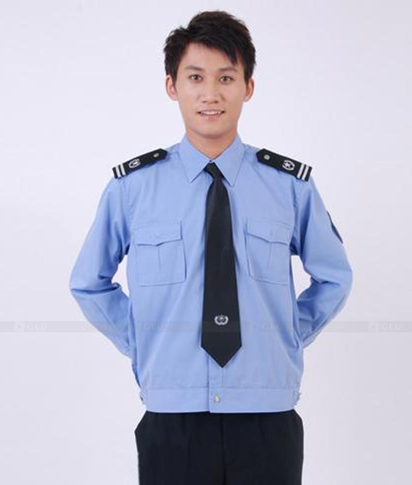 Dong Phuc Bao Ve GLU GL290