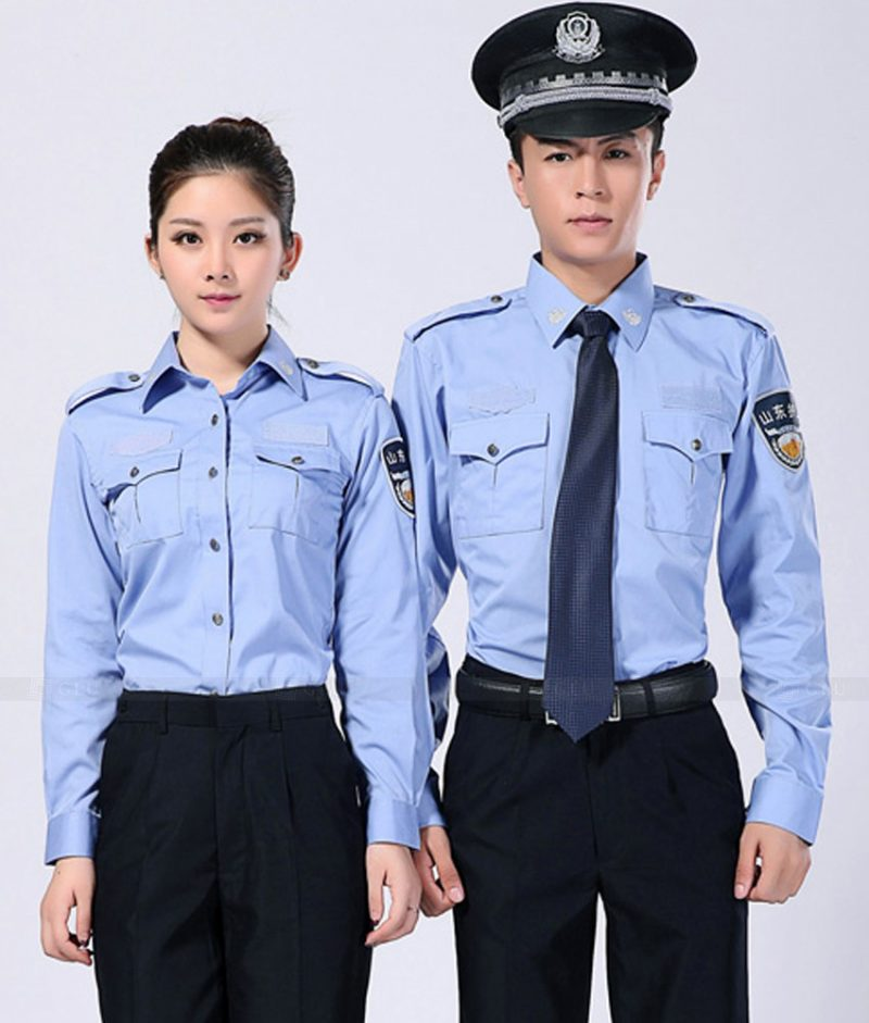 Dong Phuc Bao Ve GLU GL294