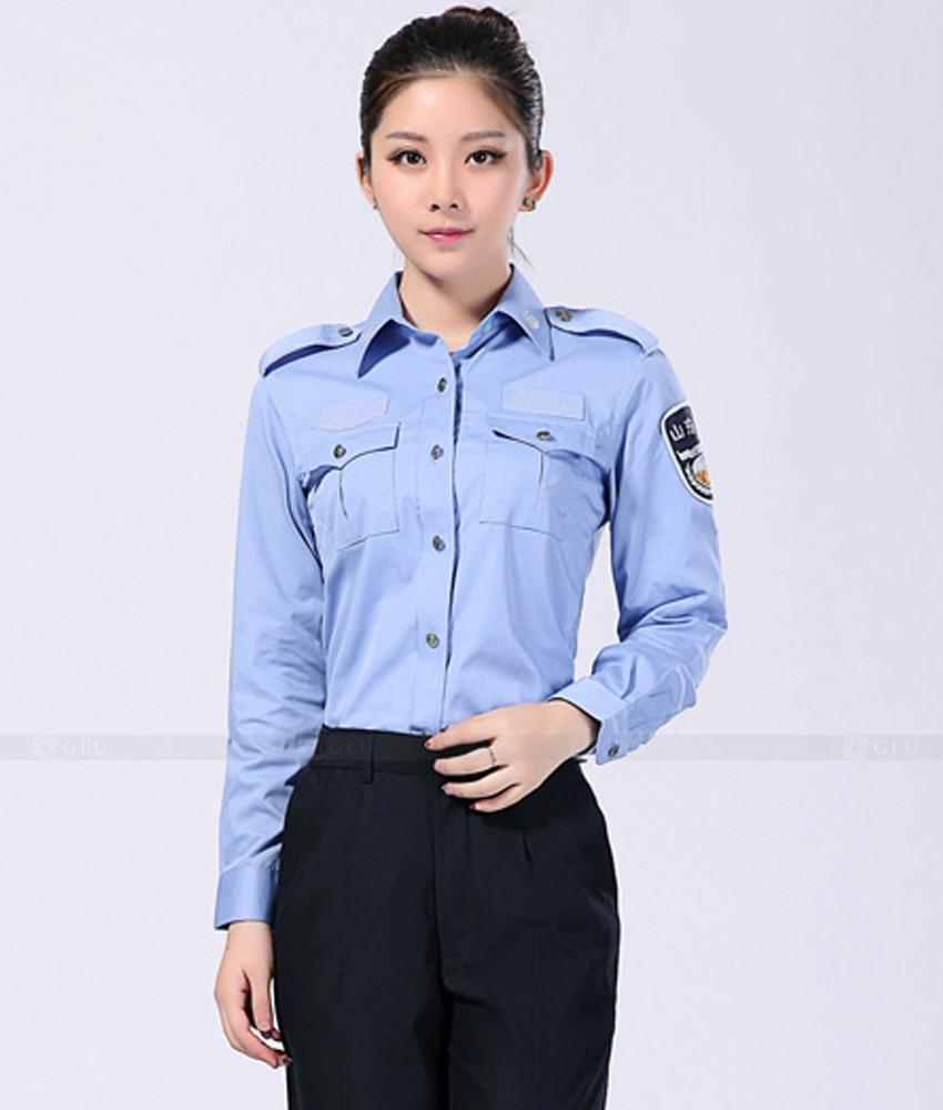 Dong Phuc Bao Ve GLU GL296
