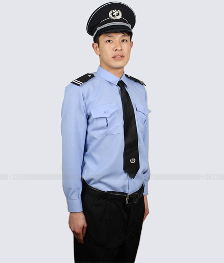 Dong Phuc Bao Ve GLU GL300