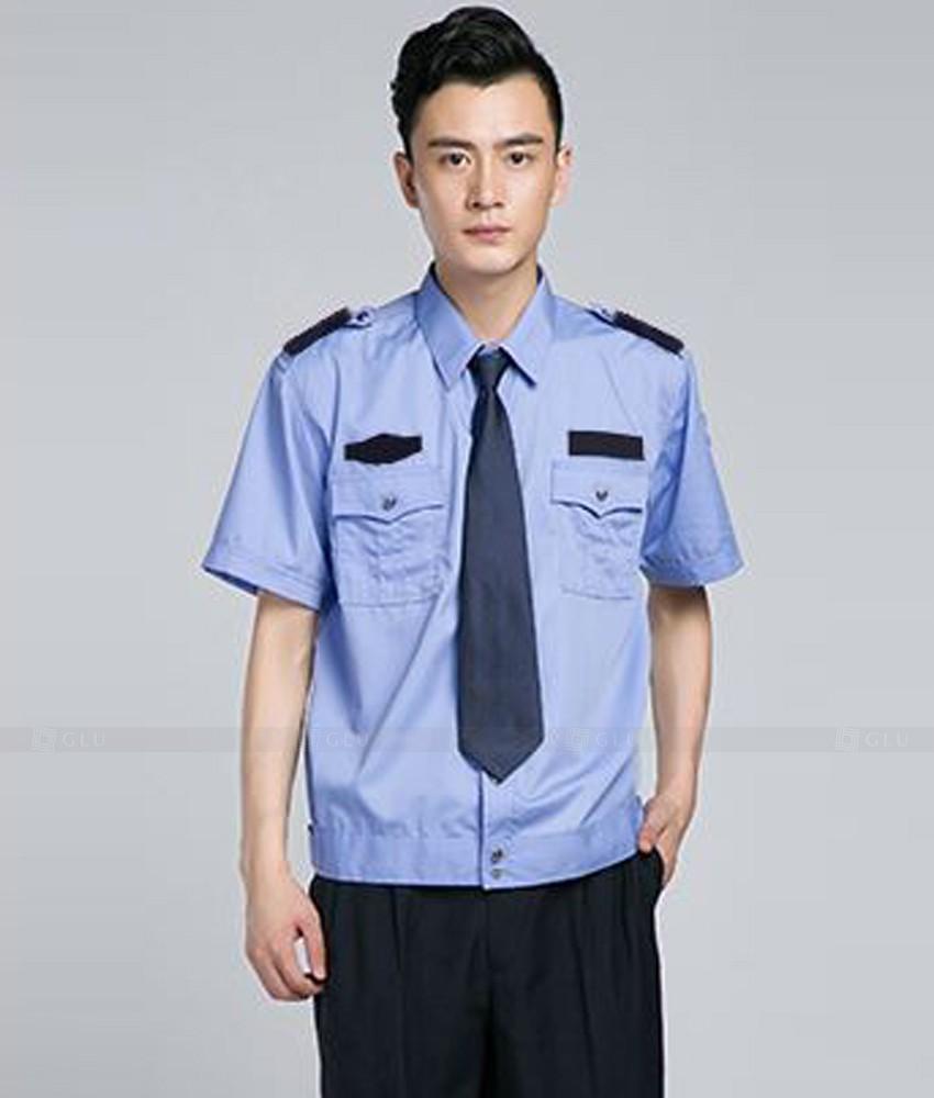 Dong Phuc Bao Ve GLU GL302