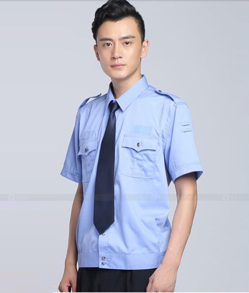 Dong Phuc Bao Ve GLU GL305