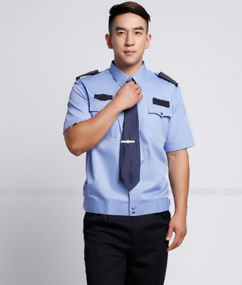 Dong Phuc Bao Ve GLU GL308