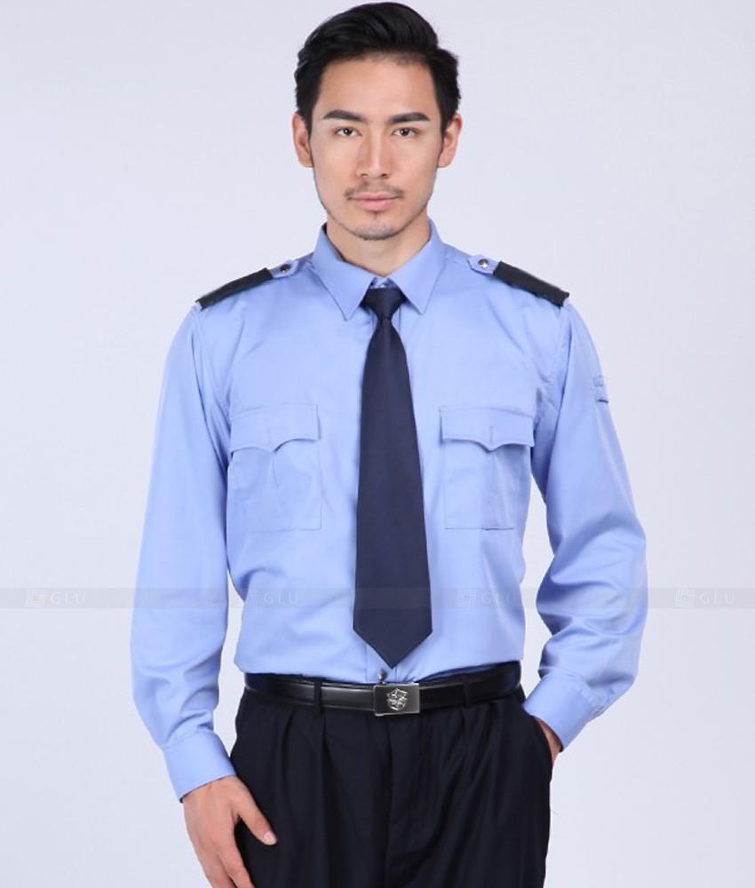Dong Phuc Bao Ve GLU GL309