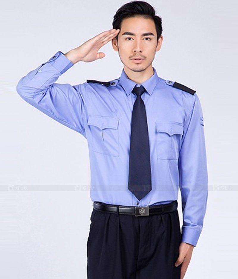 Dong Phuc Bao Ve GLU GL311