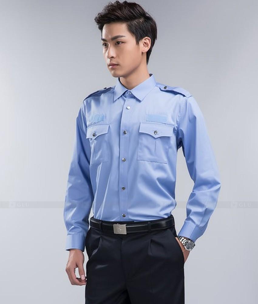 Dong Phuc Bao Ve GLU GL312