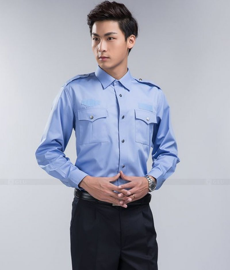 Dong Phuc Bao Ve GLU GL314