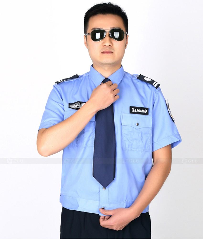 Dong Phuc Bao Ve GLU GL315