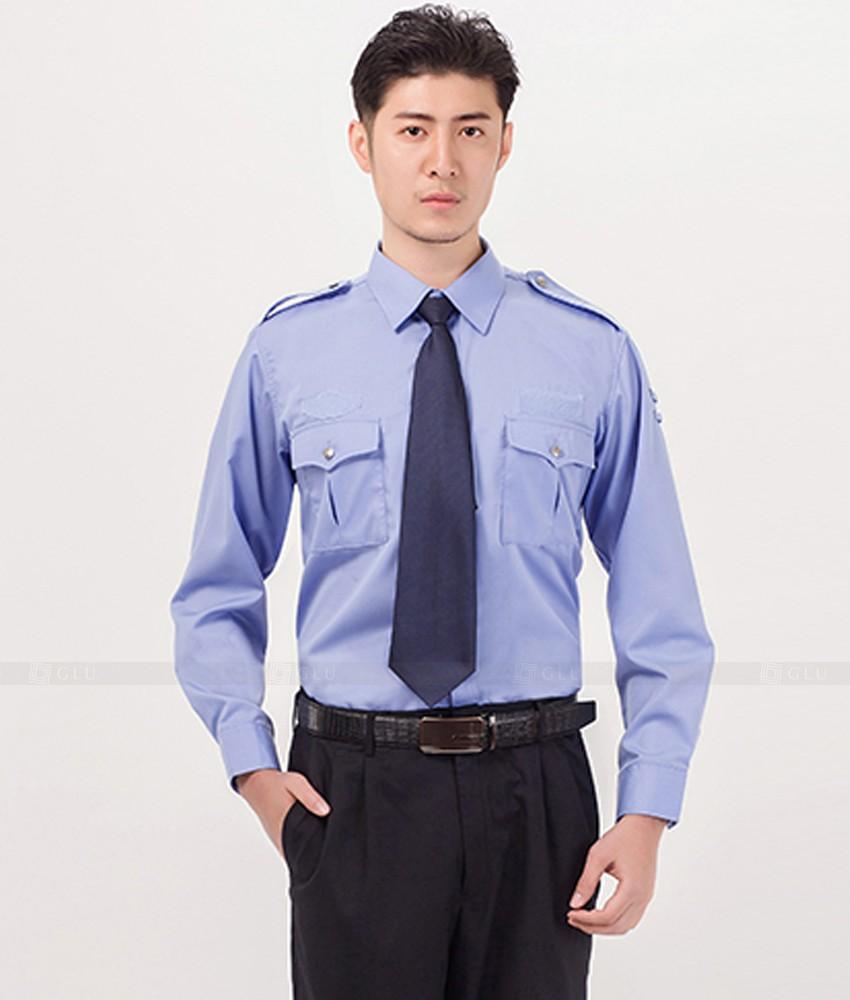 Dong Phuc Bao Ve GLU GL316