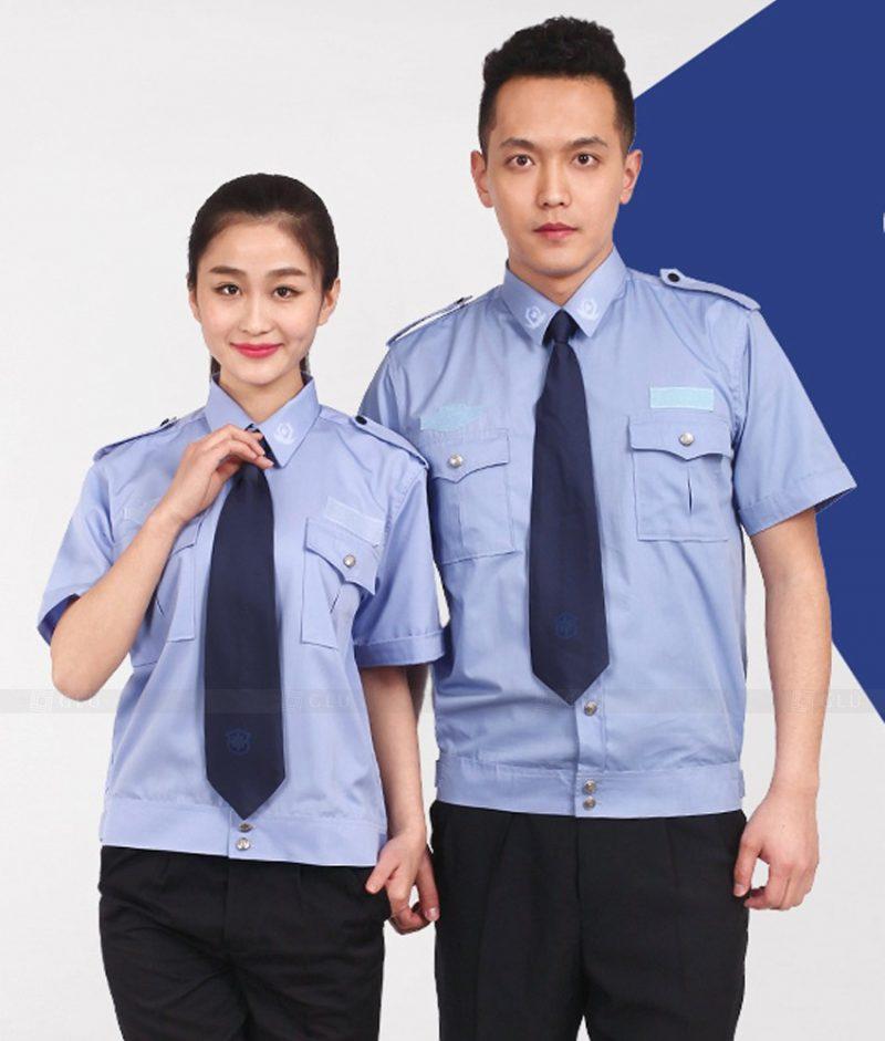 Dong Phuc Bao Ve GLU GL320
