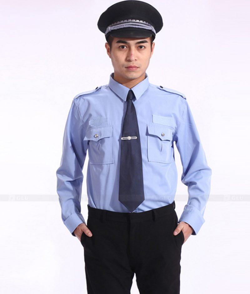 Dong Phuc Bao Ve GLU GL322