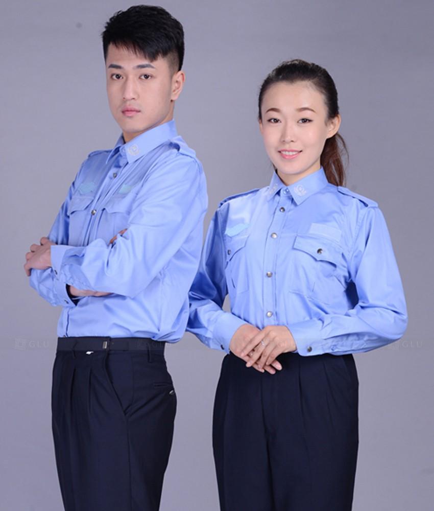 Dong Phuc Bao Ve GLU GL323