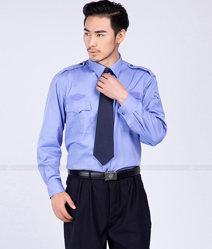 Dong Phuc Bao Ve GLU GL325