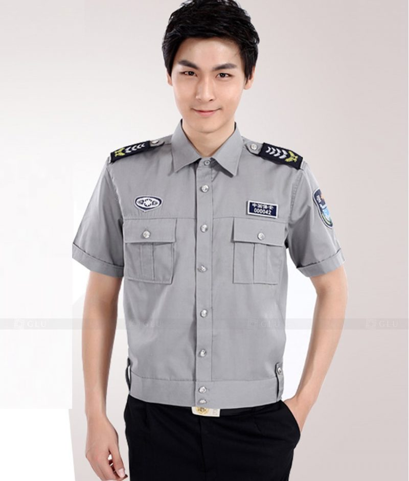 Dong Phuc Bao Ve GLU GL326