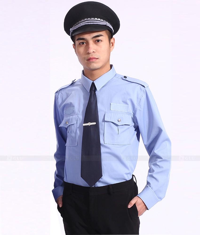 Dong Phuc Bao Ve GLU GL327