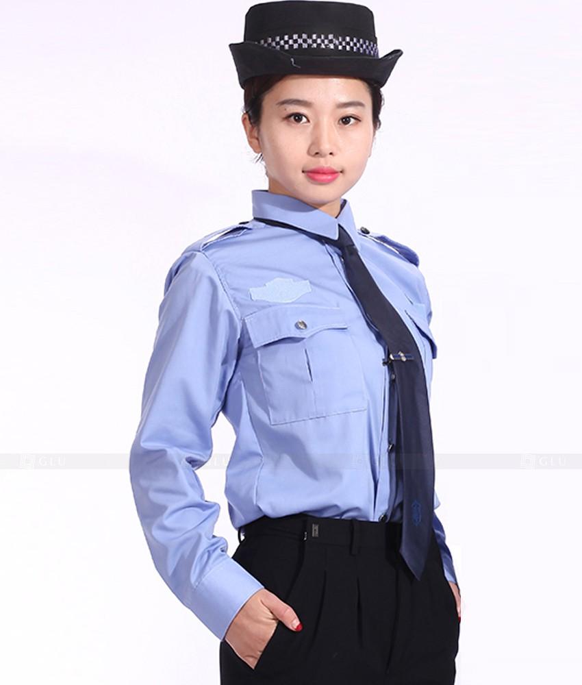 Dong Phuc Bao Ve GLU GL328