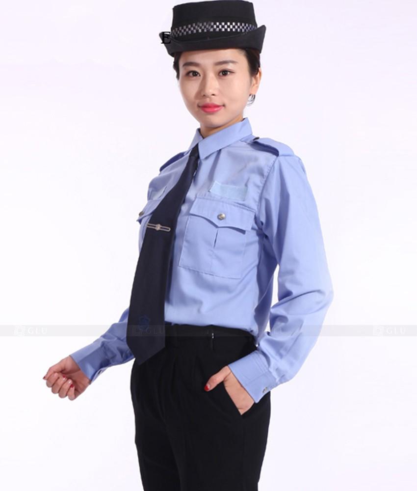 Dong Phuc Bao Ve GLU GL333
