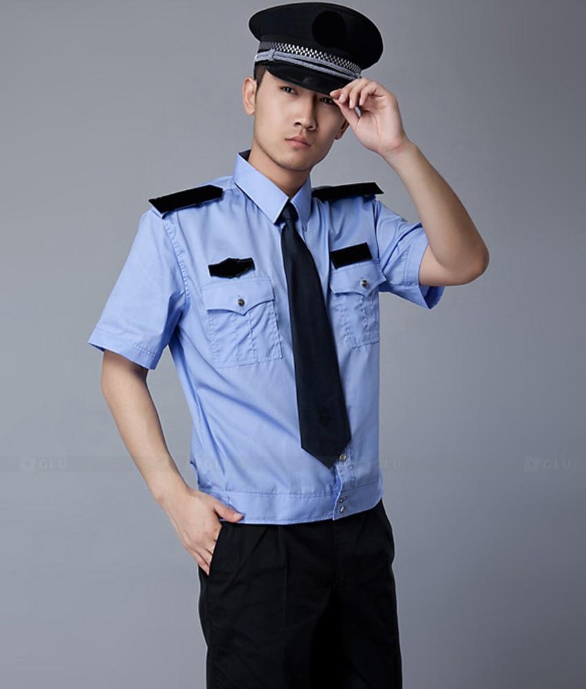 Dong Phuc Bao Ve GLU GL334