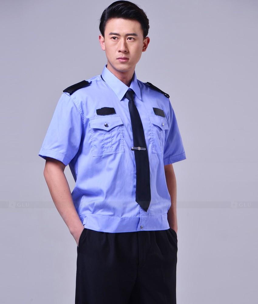 Dong Phuc Bao Ve GLU GL335