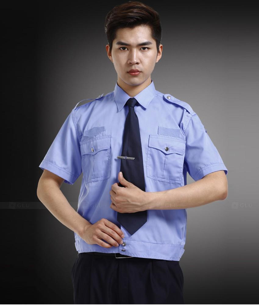 Dong Phuc Bao Ve GLU GL337