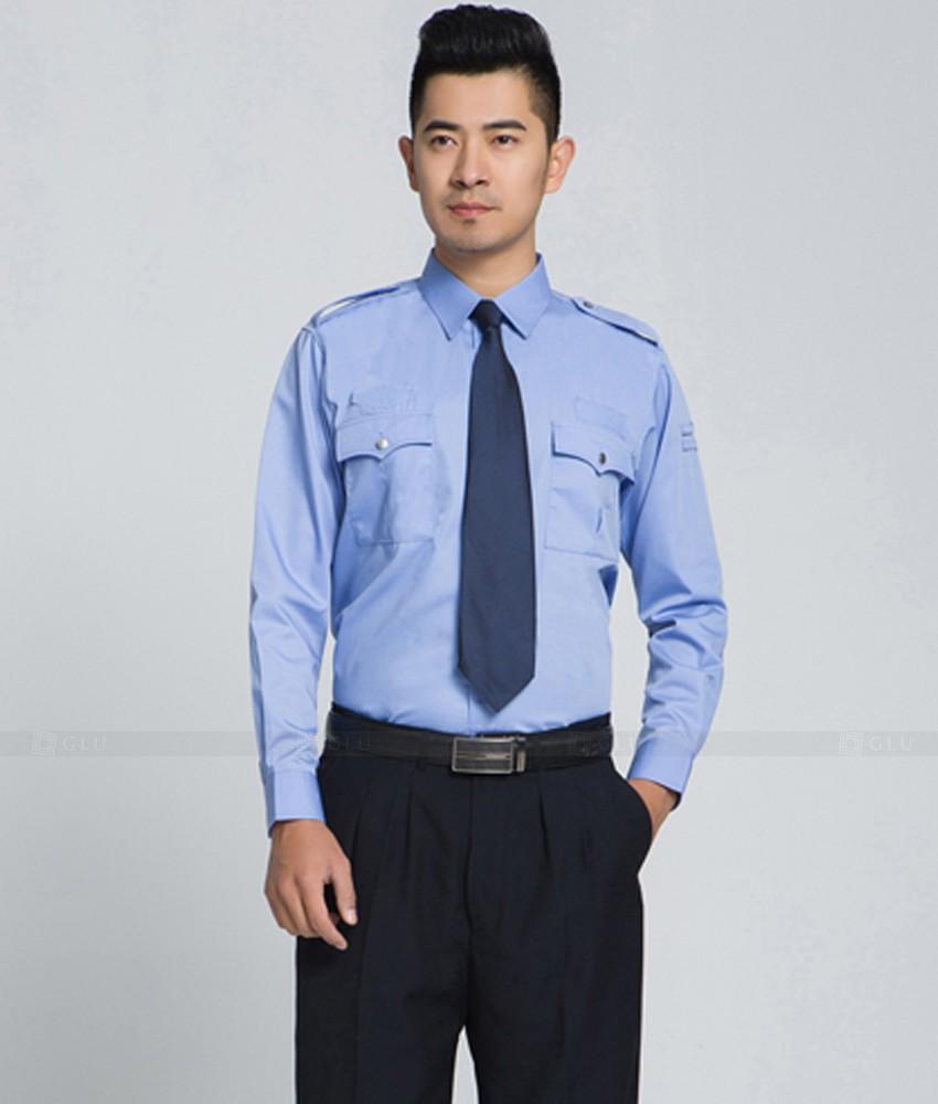 Dong Phuc Bao Ve GLU GL338
