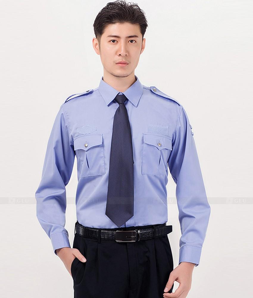 Dong Phuc Bao Ve GLU GL339