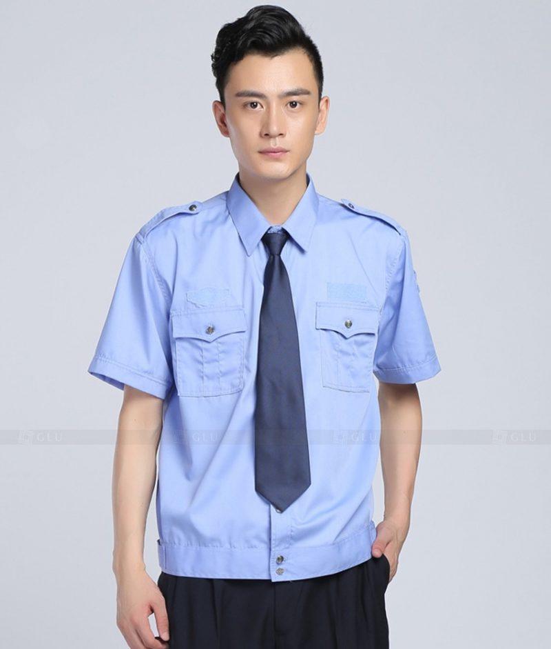 Dong Phuc Bao Ve GLU GL342