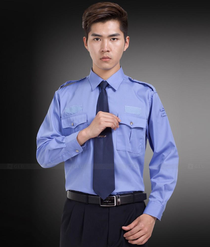 Dong Phuc Bao Ve GLU GL343