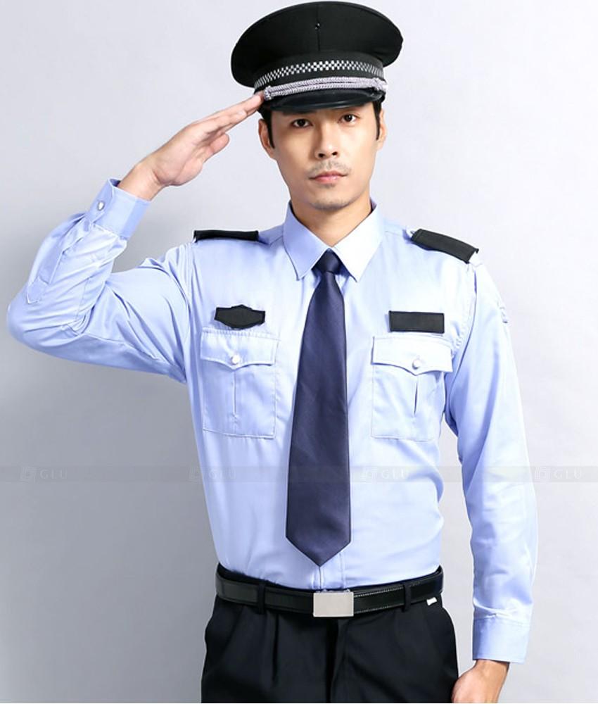 Dong Phuc Bao Ve GLU GL344