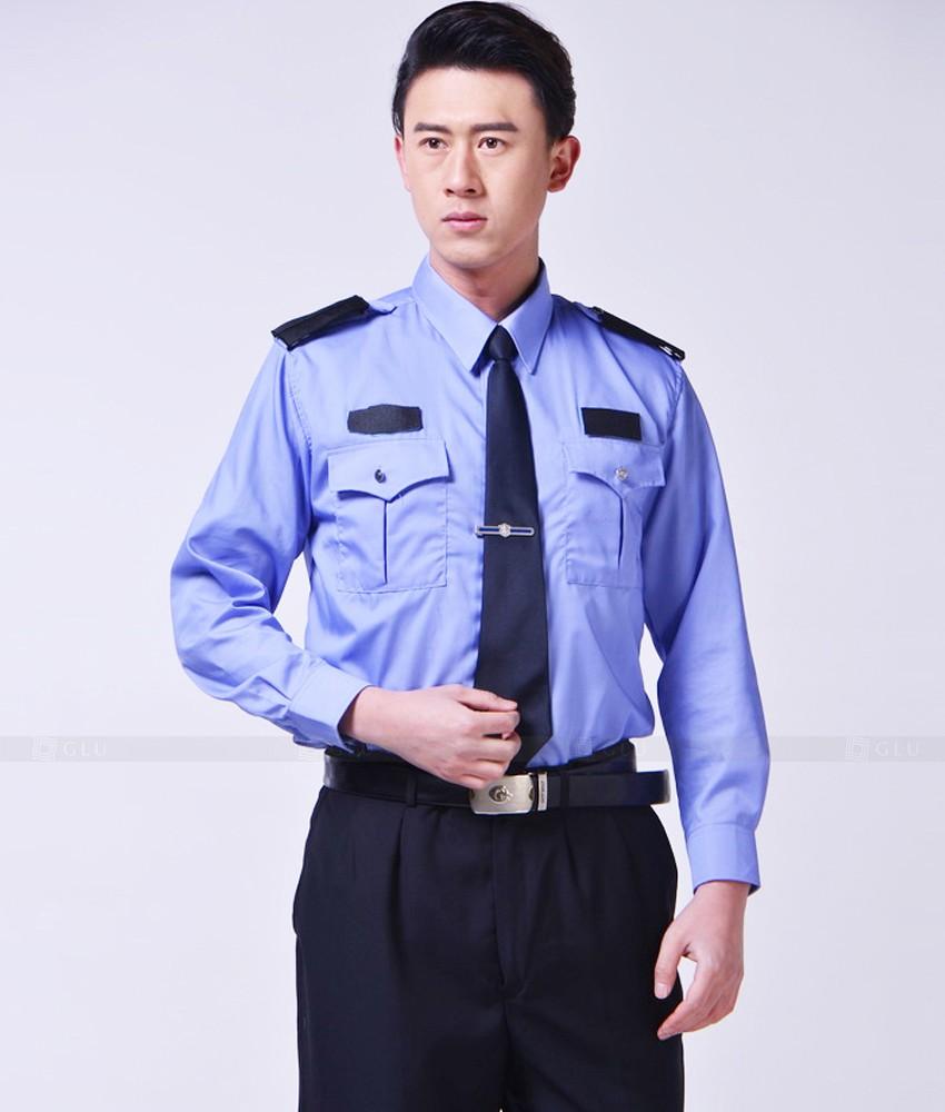 Dong Phuc Bao Ve GLU GL345