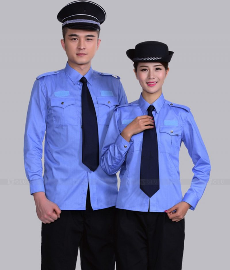 Dong Phuc Bao Ve GLU GL347