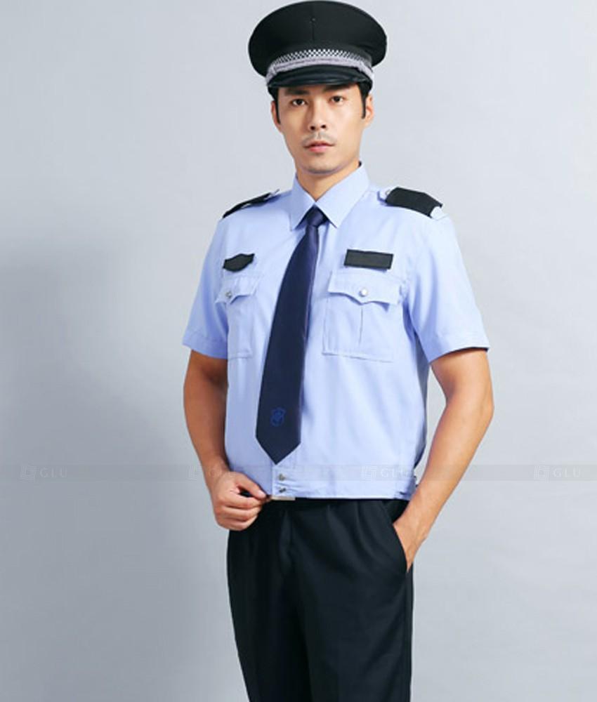 Dong Phuc Bao Ve GLU GL348