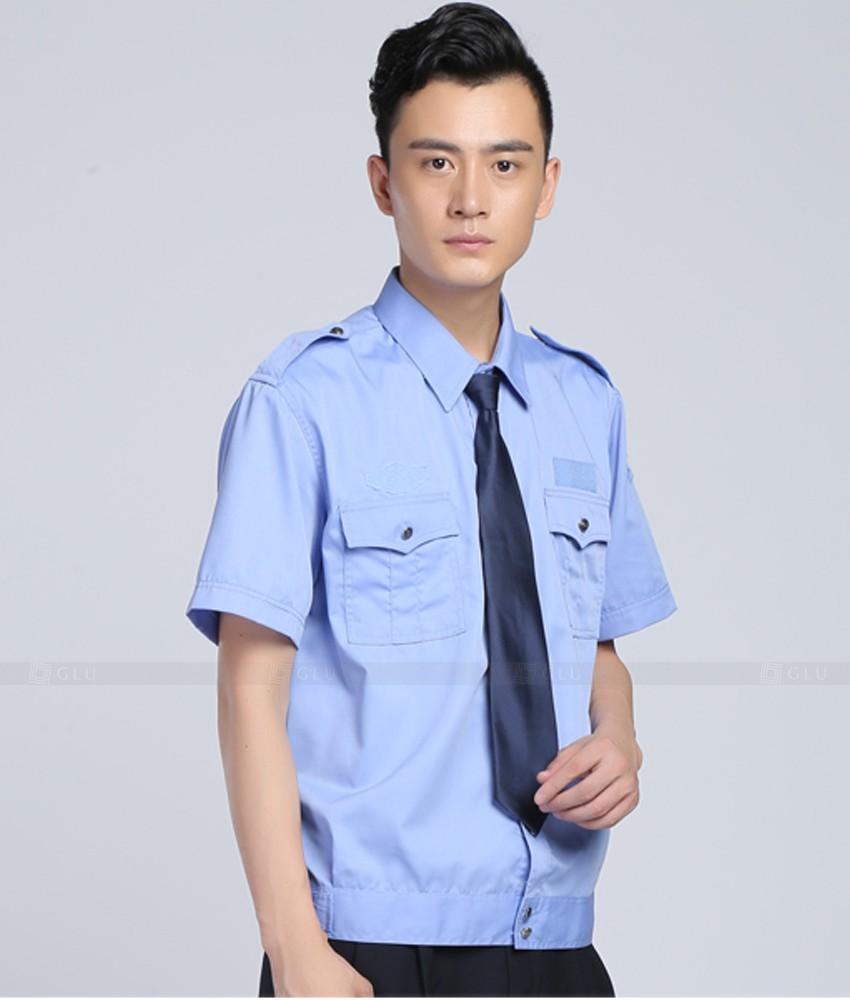 Dong Phuc Bao Ve GLU GL350
