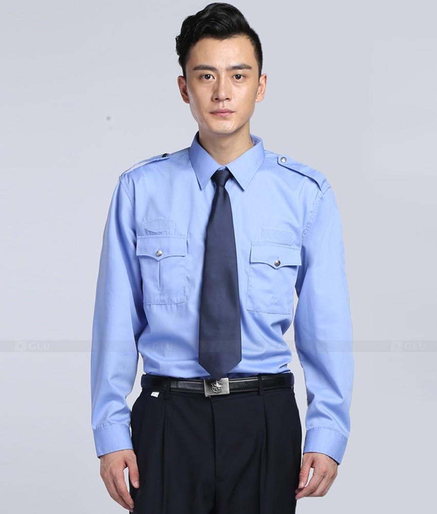 Dong Phuc Bao Ve GLU GL351