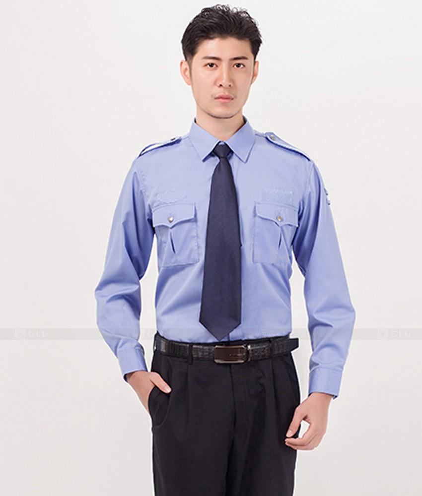 Dong Phuc Bao Ve GLU GL353