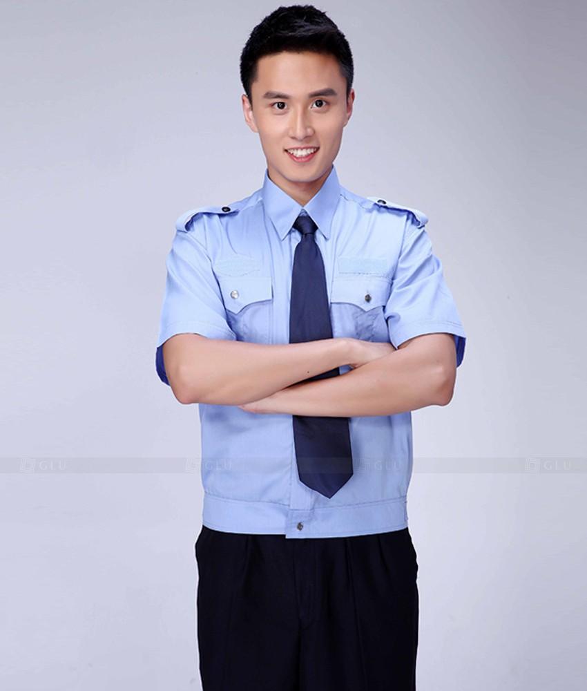 Dong Phuc Bao Ve GLU GL354