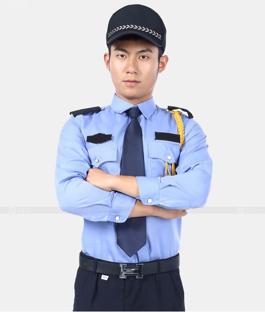 Dong Phuc Bao Ve GLU GL355