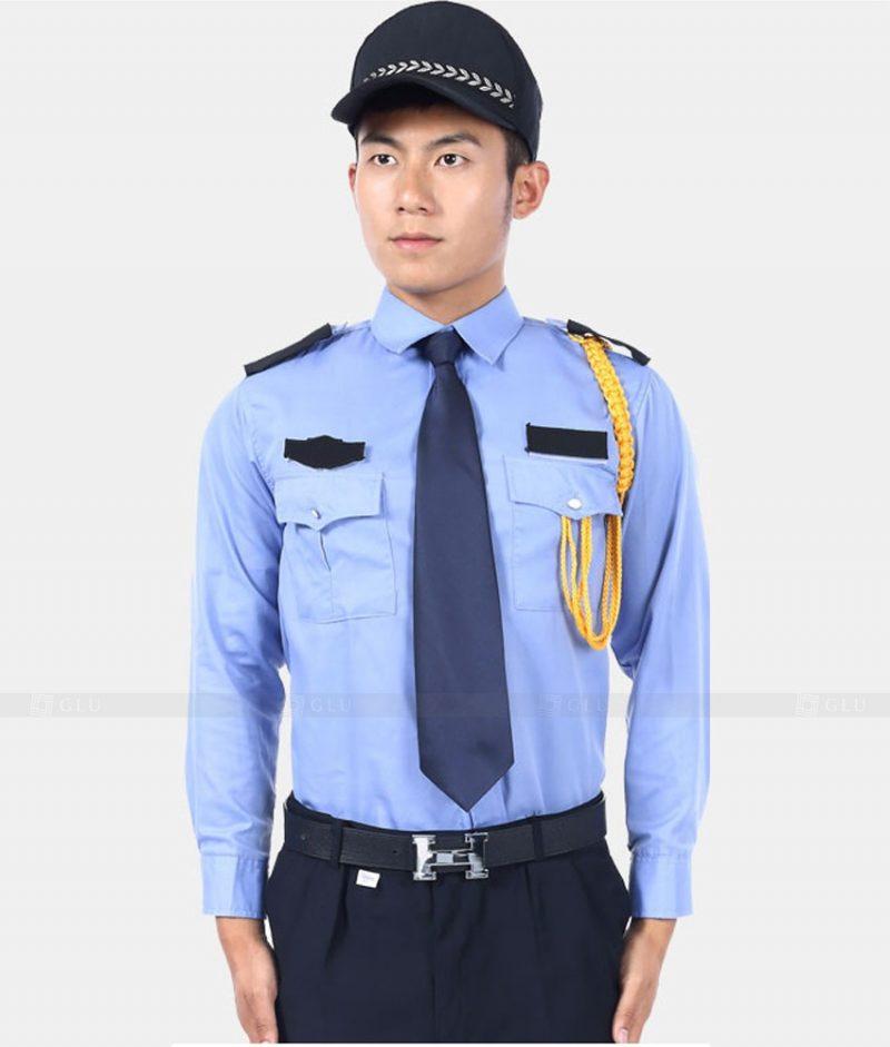 Dong Phuc Bao Ve GLU GL356